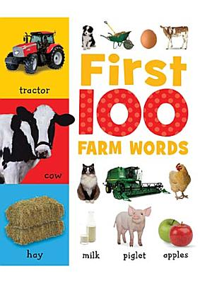 First 100 Farm Words By Creese, Sarah